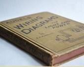 Vintage Blank Notebook - Audel's Wiring Diagrams
