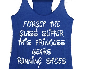 Run Disney - run disney tank top - run disney top for women - Women running top - run disney