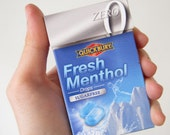 MENTHOL SURPRISE readymade lucky draw