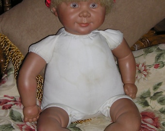 Original Artist Doll~by Pat Seachrist~1991 From Carla's Vintage Finds