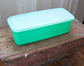 Tupperware Oblong Food Container/Crisper