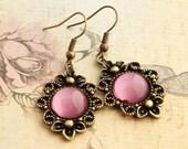 Rose - Victorian Earrings
