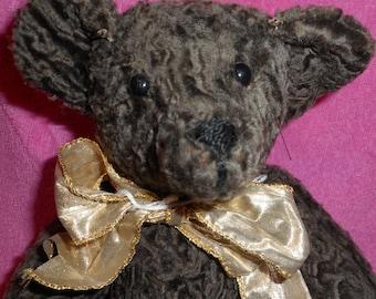 TEDDY BEAR, HANDCRAFTED, Persain Lamb