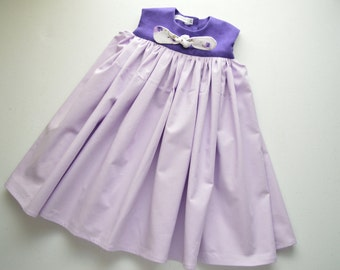 Lavender Fields Dress by Papoose Clothing