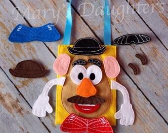 Mr. Potato Busy Bag