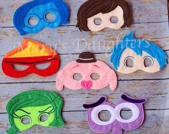 Inside Out Masks