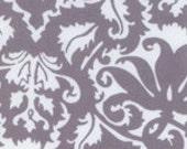 White/Gray Pattern Cotton...