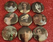 Sleepaway Camp Button Set