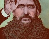 Rasputin Print