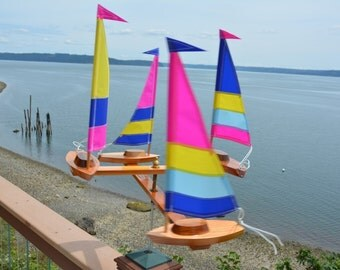 Raspberry Sails For June