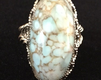 Fabulous Faux Turquoise Ring