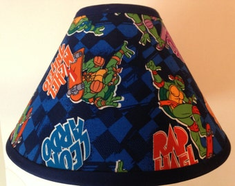 Sesame Street Fabric Lamp Shade