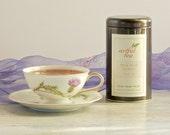 Earl Grey Lavender Black Tea • 3.5 oz. Tin • French Bergamot & Provence Lavender Loose Leaf Tea Blend