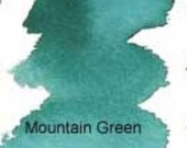 Peerless Transparent Watercolor Sheet - Moutain Green