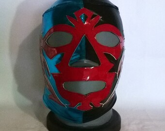 The Cardinal Wrestling Mask Mexican style day of the dead Lucha Libre Mask Halloween Marvel Cosplay luchador Mardi Gras party masquerade