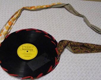 Vintage record bag