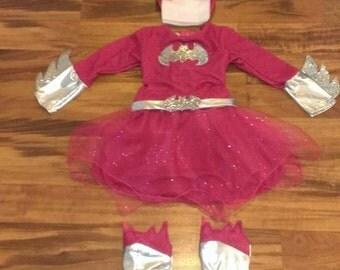 BatGirl Inspired Costume Deluxe