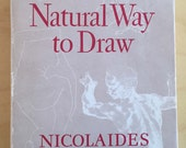 The Natural Way to Draw Art Drawing How-To Pencil Sketch