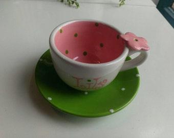 Birthday Tea Cup