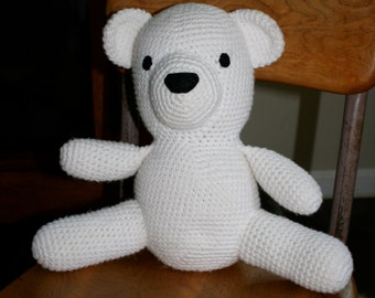 polar bear - stuffed toy