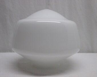 Ceiling Light Cover, globe white glass ceiling light