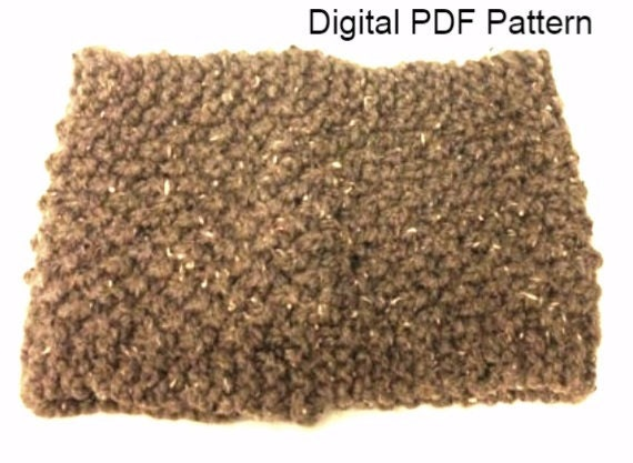 Knitting Pattern For Claire s Cowl : Claires Cowl Style Outlander Inspired PDF Knitting