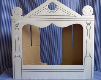 Cardboard Toy Theater