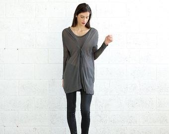 Valentines day On Sale 30%, Love Dress, Dark Grey.