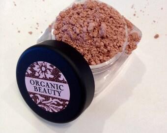 WINTER MAUVE Blush Organic Dusty light Mauve Berry Shade Organic Beauty Vegan Cruelty Free