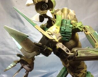 assemblage mecha lizard droid