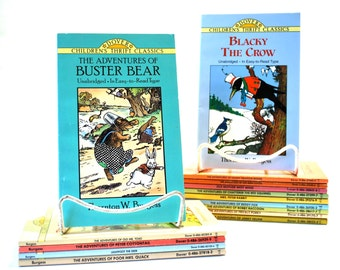 Instant Collection of Children's Dover Thrift Classics 15 Total