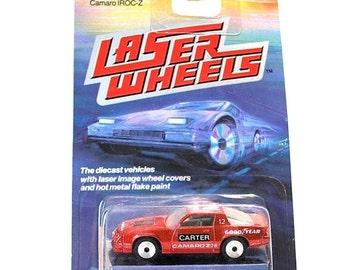 ON SALE Matchbox Superfast Laser Camaro Iroc-Z Moc 1986