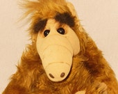 AlF Plush Doll