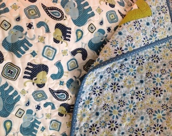 Karma Baby Quilt