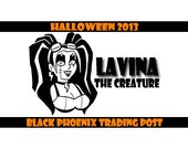 Lavina - 5ml perfume: Black Phoenix Trading Post