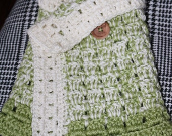 Toddler Cowel neck scarf