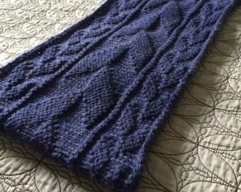 Northfarthing Cowl Knitting Pattern