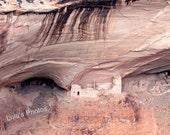 Ancient Anasazi Indian Dwellings, Arizona Landscape Photography