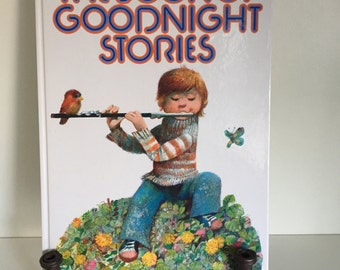 1982 The Book of Goodnight Stories - Dorsett Press