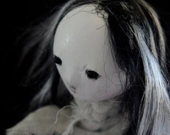 OOAK Art Doll - Lunar Garden - Ishtar