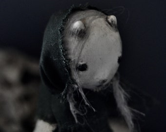 Disma - Moss Sucker  - OOAK Art Doll