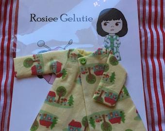 Rosiee Gelutie Swing Coat