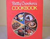 Betty Crocker Cookbook