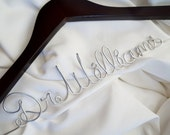 Medical School Graduate Gifts, PhD Grad, Personalized Doctor Coat Hanger