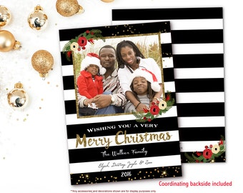 Photo Christmas Cards, Holiday Photo Cards, Happy Holiday Cards, Personalized Christmas Cards, Christmas Photo Cards, Christmas Invitations