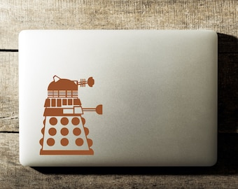 Doctor Who Dalek Laptop Decal Ipad