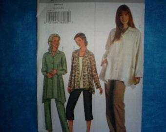 Butterick 3759 Misses Size 12-14-16.