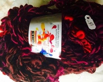 Soy Silk Yarn - Coming up Flowers - SWTZGirlz