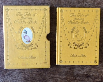 The Tale of Jemima Puddle-Duck - Clothbound