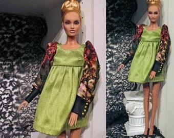 Kingdom Doll Silk Baby Doll Dress
